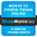 Monta tu propia tienda online, 15 días de prueba gratis